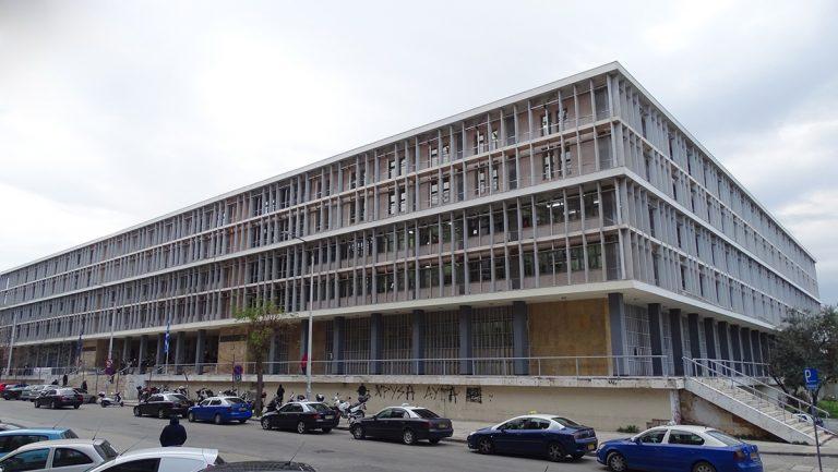 Επίσκεψη μαθητών στο Δικαστικό Μέγαρο Θεσσαλονίκης